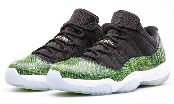 Air Jordan 11 Low Retro – April 2014 Releases