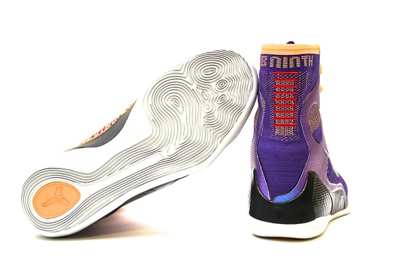 0c58c69ab914 Nike Kobe 9 Elite Team Lakers