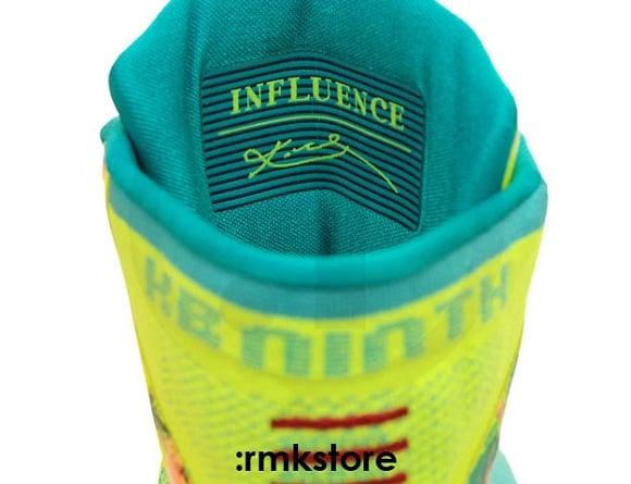 Nike Kobe 9 Elite Influence - New Detailed Photos