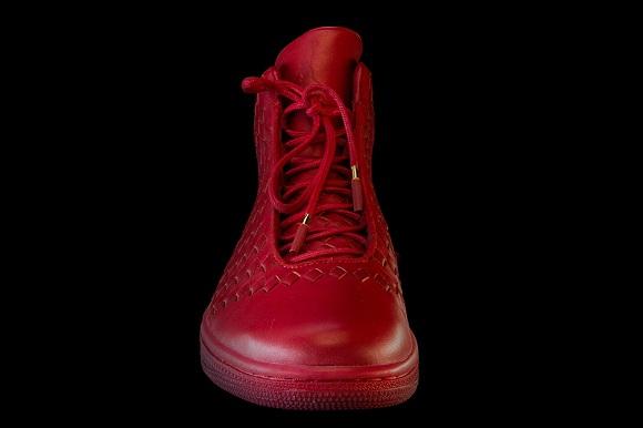 Jordan Shine Varsity Red Detailed Photos
