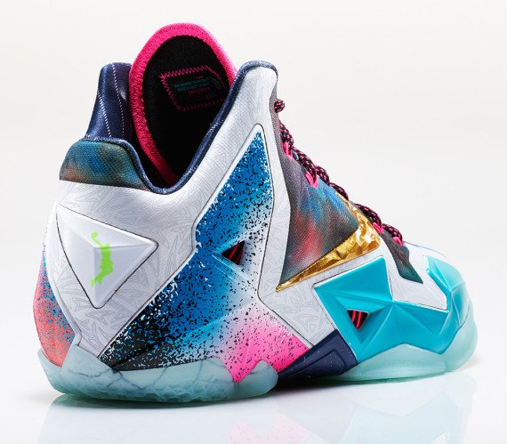 Nike What The LeBron 11 - Officially Unveiled
