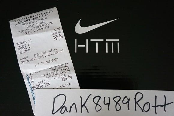 Nike Kobe 9 Elite Low HTM Premium White/Multicolor-Gum
