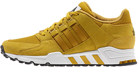adidas Originals EQT Running Support 93 Yellow Release Reminder