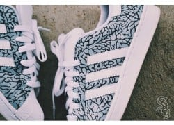 adidas Originals Superstar Elephant Print Customs by The Evil Geniuss