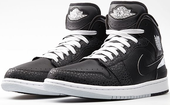Air Jordan 1 Retro 86 Black Platinum Release Reminder