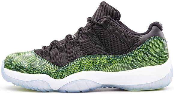 Air Jordan 11 Low Nightshade Release Reminder