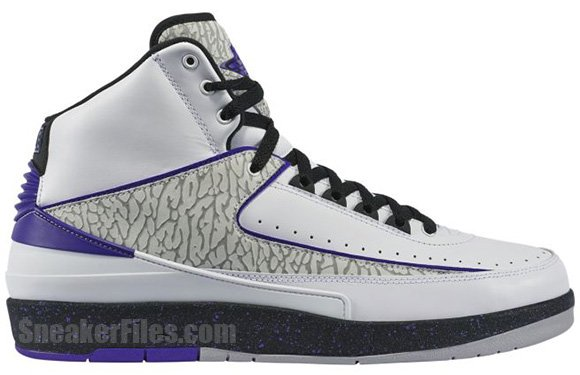 Air Jordan 2 Concord - New Images