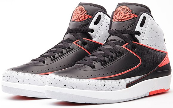 Air Jordan 2 Infrared 23 Release Reminder