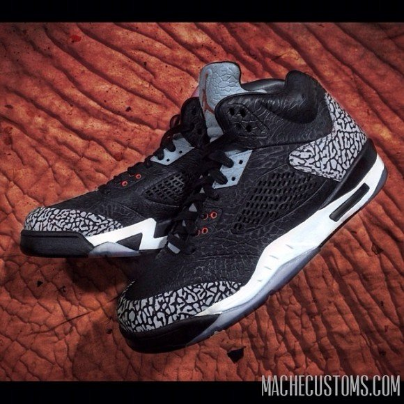 air-jordan-3lab5-black-cement-customs-mache-customs
