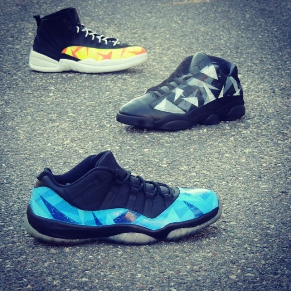 air-jordan-prism-pack-customs-kicks-galore