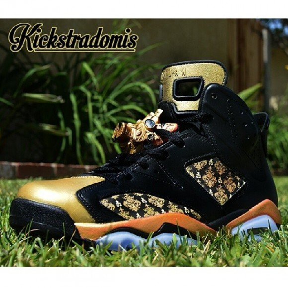 air-jordan-vi-6-gold-baroque-customs-kickstradomis