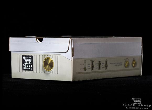 Black Sheep Unveils the Nike SB Boom Box Shoebox Preview