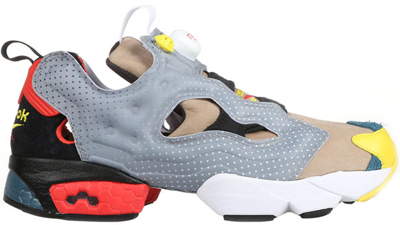 Bodega x Reebok Instapump Fury Contact Sports Release Reminder