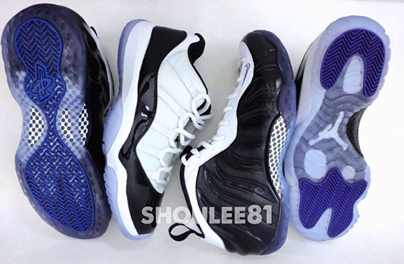 Concord Nike Air Foamposite One Release Date