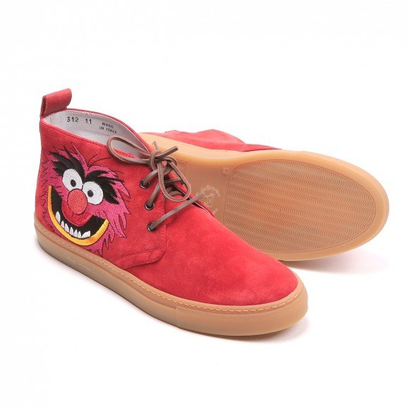 del-toro-alto-chukka-sneaker-muppets-animal-limited-edition