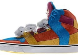 Jeremy Scott x adidas Originals Bones Multicolor
