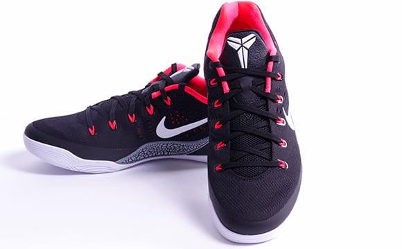 d2c4d5caa7bd Laser Crimson Nike Kobe 9 EM Low