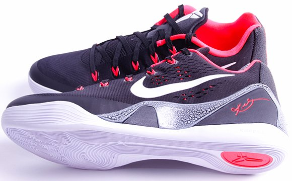 outlet store ad200 16133 Laser Crimson Nike Kobe 9 EM Low | SneakerFiles