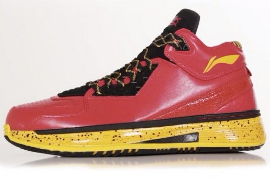 Li-Ning Way of Wade 2 Code Red Release Date