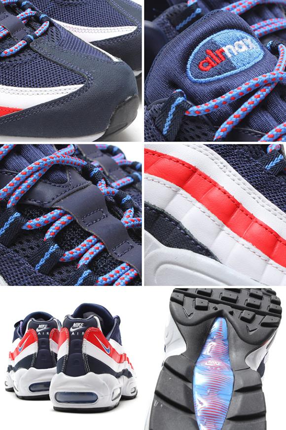 London Nike Air Max 95 World Cup