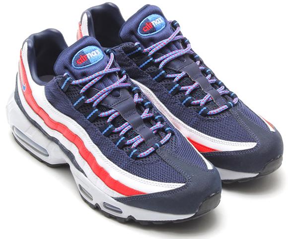 conservador Resplandor Tienda  London' Nike Air Max 95 World Cup | SneakerFiles