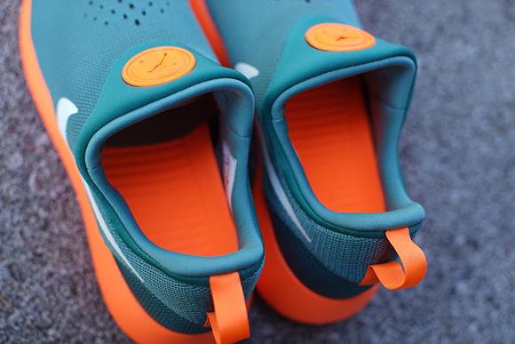 Miami Dolphins Nike Roshe Run Slip-On