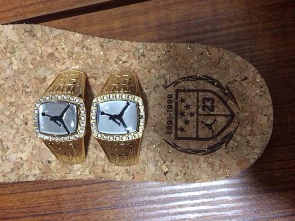 More Images: Air Jordan 6 Cigar Championship