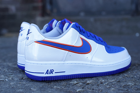 check out 6dfbd d97da New York Knicks Nike Air Force 1 Low