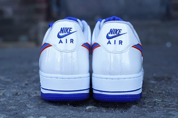 New York Knicks Nike Air Force 1 Low