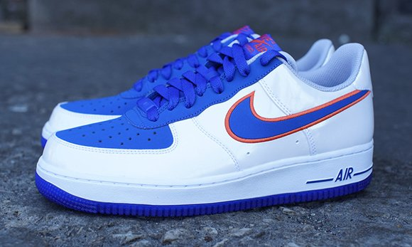premium selection c599b 845b0 New York Knicks Nike Air Force 1 Low | SneakerFiles