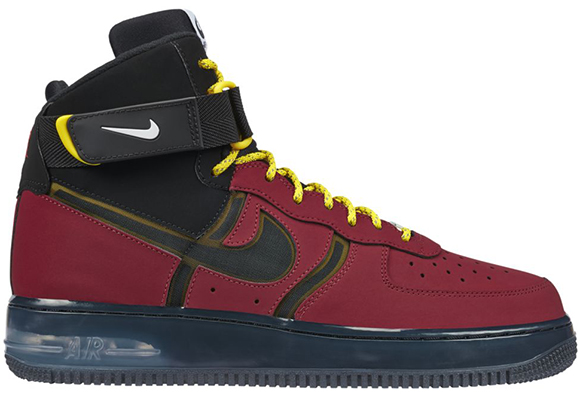 Nike Air Force 1 High Supreme Bakin Release Reminder