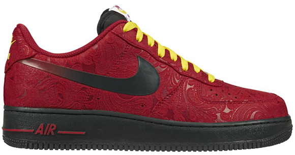Nike Air Force 1 Low LeBron Release Reminder