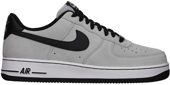 Nike Air Force 1 Low Wolf Grey Release Reminder