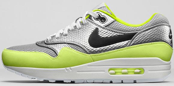Nike Air Max 1 FB Premium Metallic Silver Release Reminder