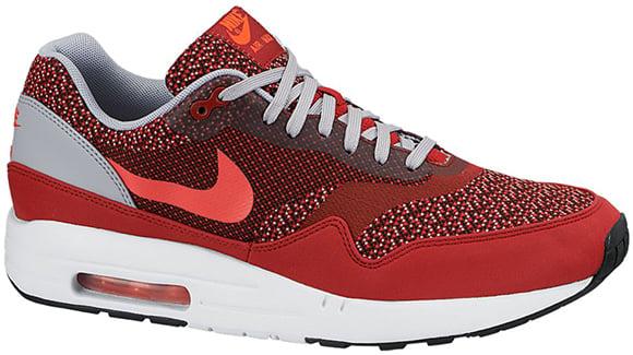 Nike Air Max 1 Jacquard Gym Red Release Reminder