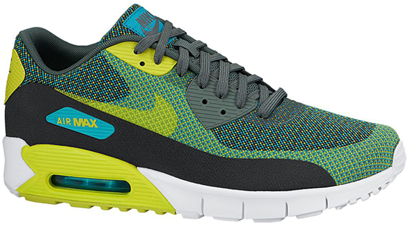 Nike Air Max 90 Jacquard Turbo Green Release Reminder