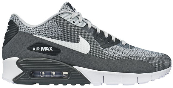 Nike Air Max 90 Jacquard Wolf Grey Release Reminder