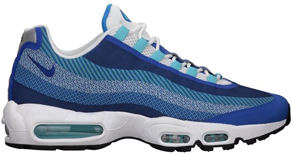 Nike Air Max 95 Jacquard Photo Blue Release Reminder