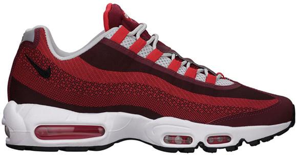 Nike Air Max 95 Jacquard University Red Release Reminder