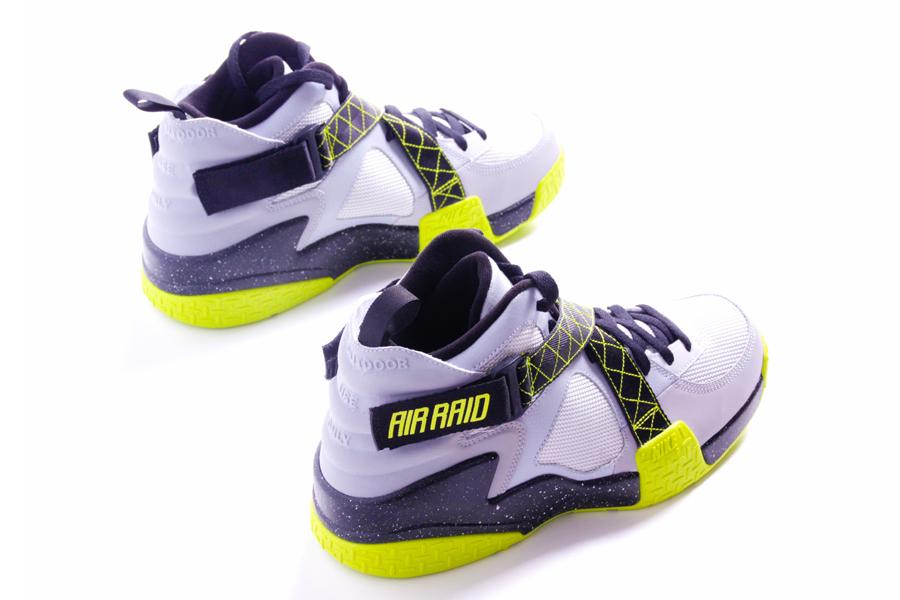 Nike Air Raid  Wolf Grey Pure Platinum-Venom Green  - Release Date + ... 5e4c083eb8a2