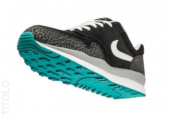Nike Air Safari Black White Cool Grey