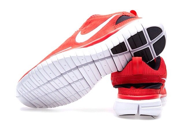 Nike Free OG Superior  Light Crimson Black-White   26cfa9a290e1