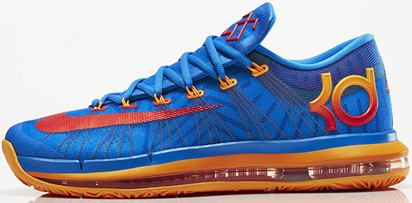 Nike KD 6 Elite Team Photo Blue Release Reminder