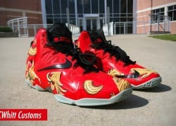 "Nike Lebron XI (11) ""Supreme"" Customs by C. Whitt Customs"