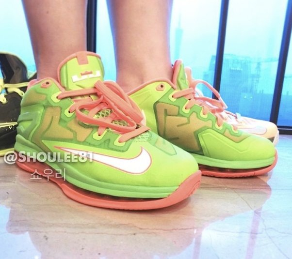 nike-lebron-xi-low-gs-volt-bright-orange-on-foot-images-1