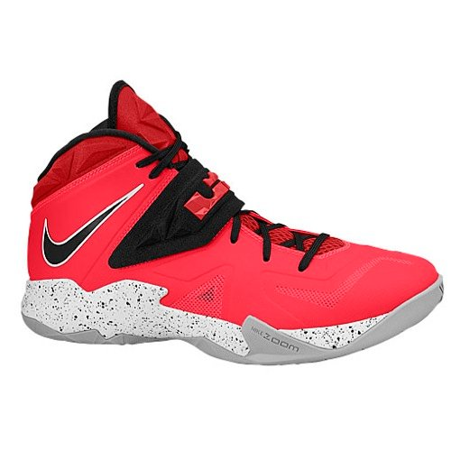 e2d83cf2f649 Nike LeBron Zoom Soldier VII (7)  Laser Crimson  - Now Available ...
