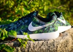 Nike Roshe Run 'Poison Green Palm Trees'