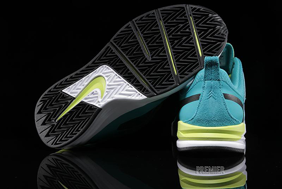 Nike SB Project BA - Turbo Green White-Rust Factor