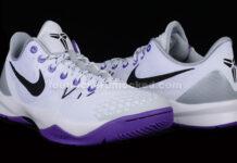 Nike Zoom Kobe Venomenon 4 Inline White Black Purple