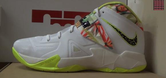 Nike Zoom Lebron Soldier 7 Kings Pride